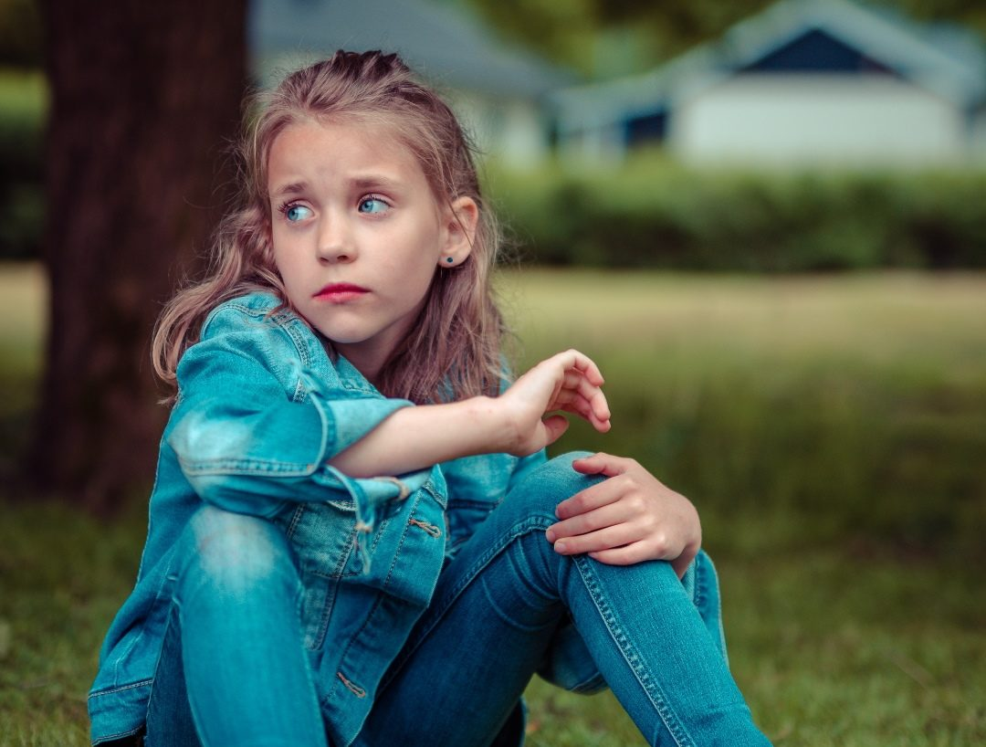 Growing Through Prayer - Our Kids' Scary World