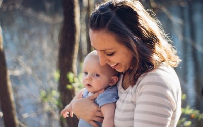 Growing Through Prayer – The Love of a Mom