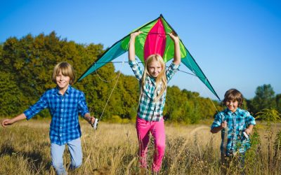 How to Let Out the String So Your Kids Can Fly