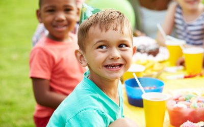 Hospitality: The Power of Fun to Open a Child's Heart