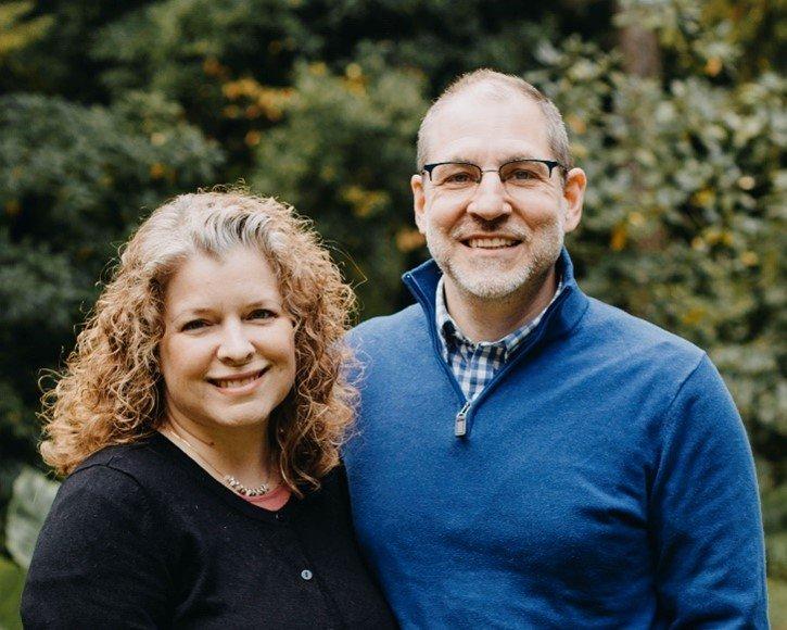 Rob and Joanna Teigen