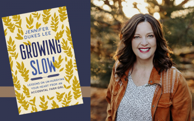 Episode 32: How to Slow Down and Discover the Cure for Your Family's Hurry Sickness — Interview with Jennifer Dukes Lee