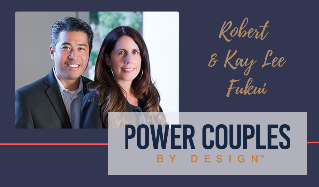 Episode 31: Teamwork in Marriage — How to Work Together in Every Part of Your Life, with Robert and Kay Lee Fukui