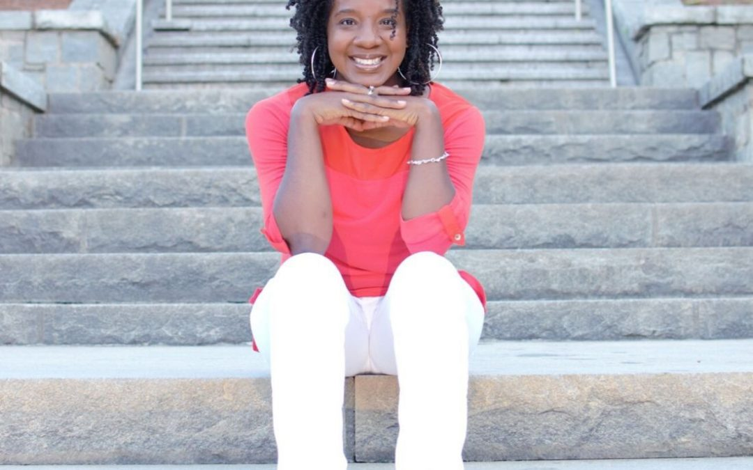 Episode 33: How to Find Healing for the Father Wounds of Your Past — Interview with Kia Stephens