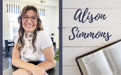Episode 35: How Going All In with Jesus Can Transform Your Family Forever — Interview with Alison Simmons